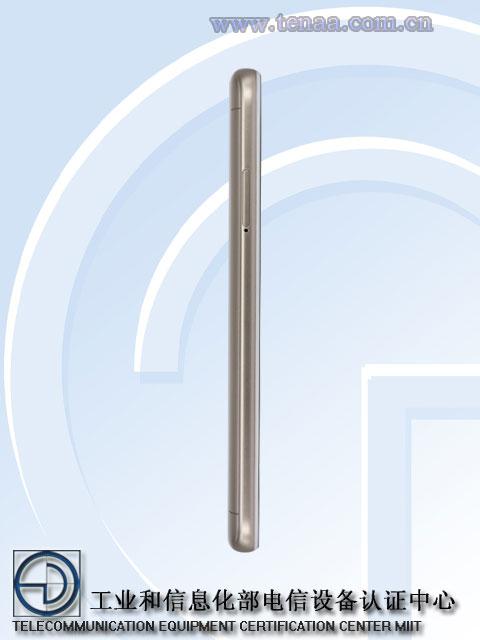 Xiaomi Redmi 5A side