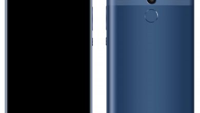 blue Huawei Mate 10 Pro