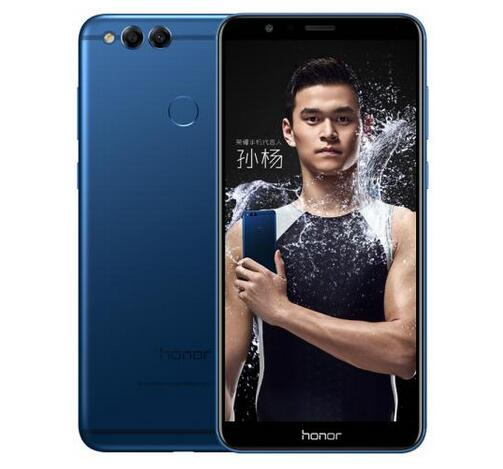Honor Enjoy 7X blue