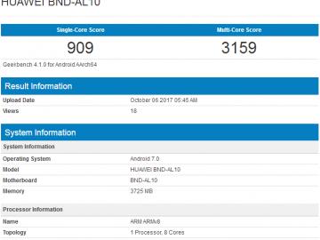 Huawei BND-AL10