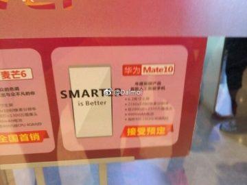 Huawei Mate 10 board