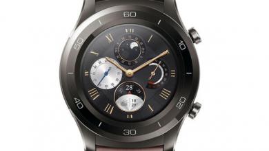 Huawei watch 2 pro front