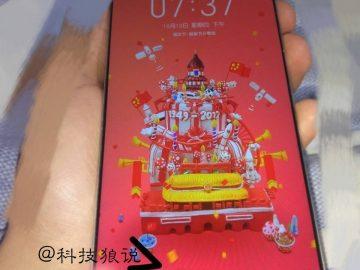 Meizu M5X leak