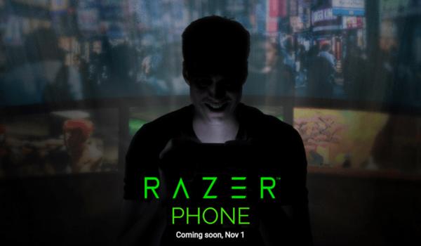 Razer Phone poster