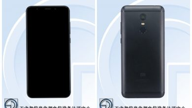 Photo of Xiaomi Redmi Note 5 with full screen spotted on TENAA