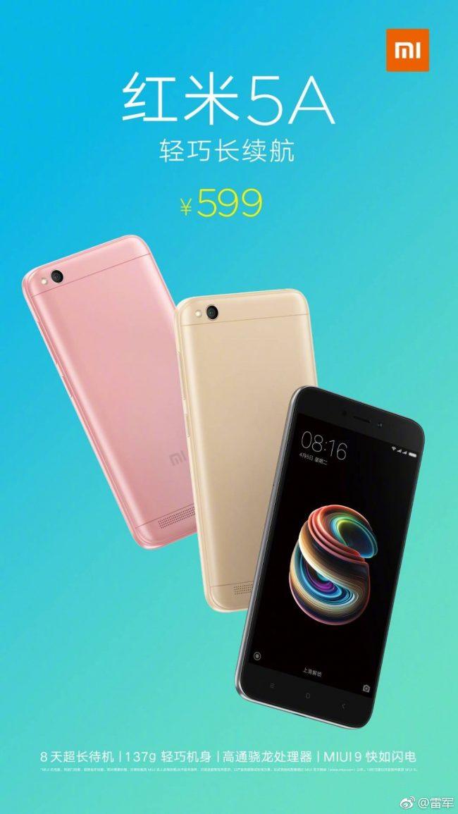 Xiaomi Redmi 5A-1