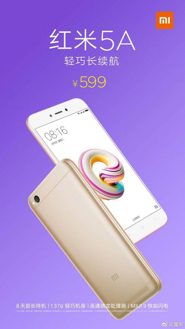 Xiaomi Redmi 5A-2