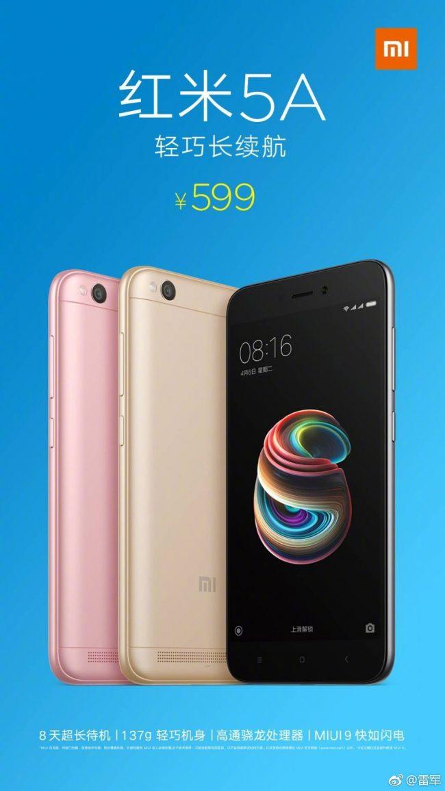 Xiaomi Redmi 5A-3