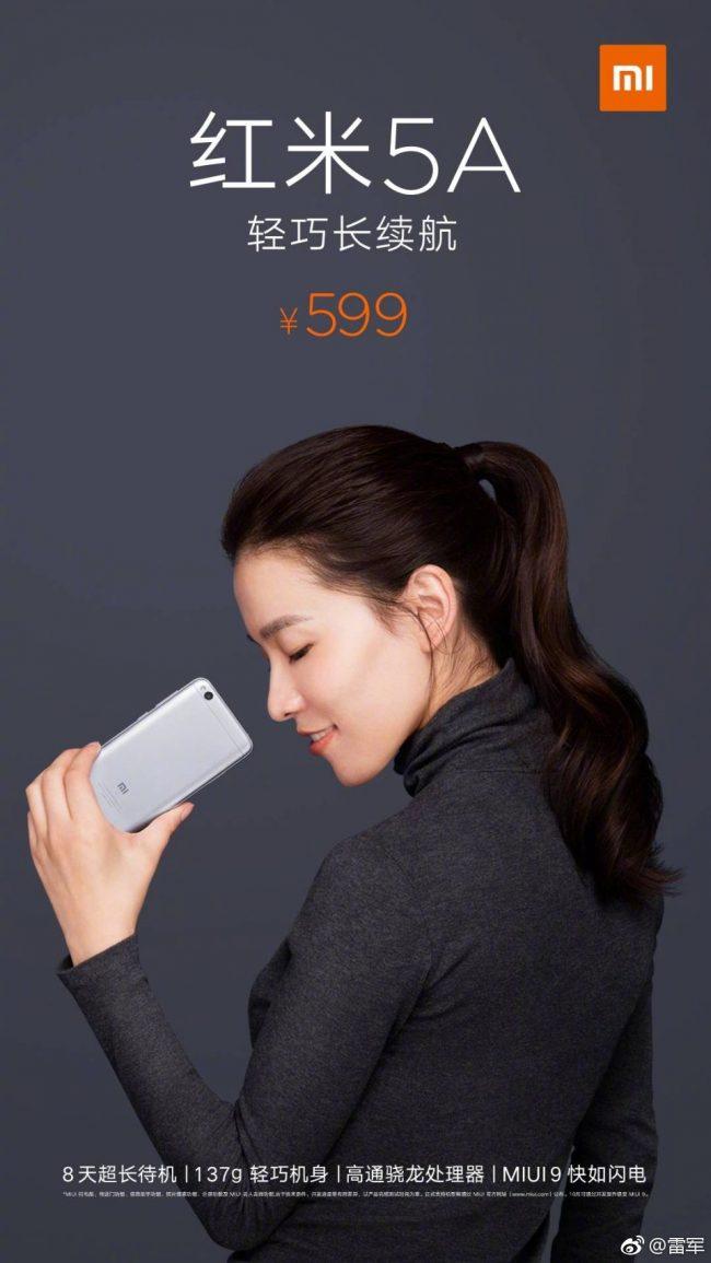 Xiaomi Redmi 5A-5