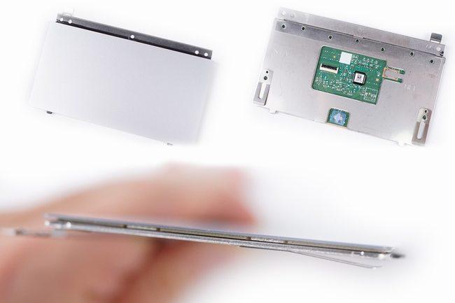 HP Pavilion 15-ck000 touch pad