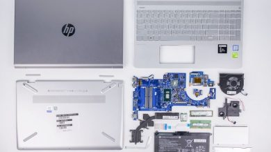 Photo of HP Pavilion 15-ck000 Disassembly and RAM, SSD and HDD upgrade options