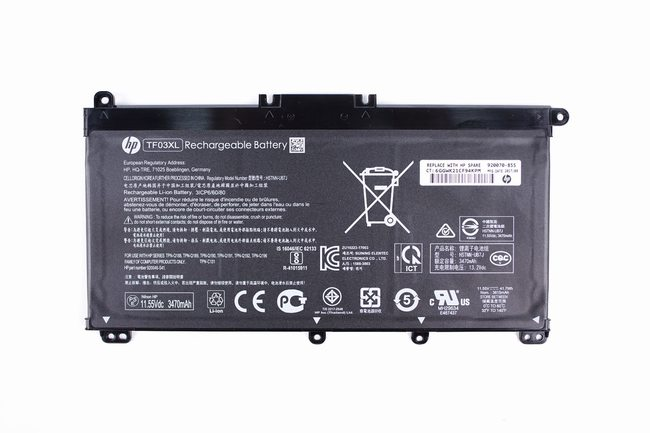 HP Pavilion 15-ck000 battery