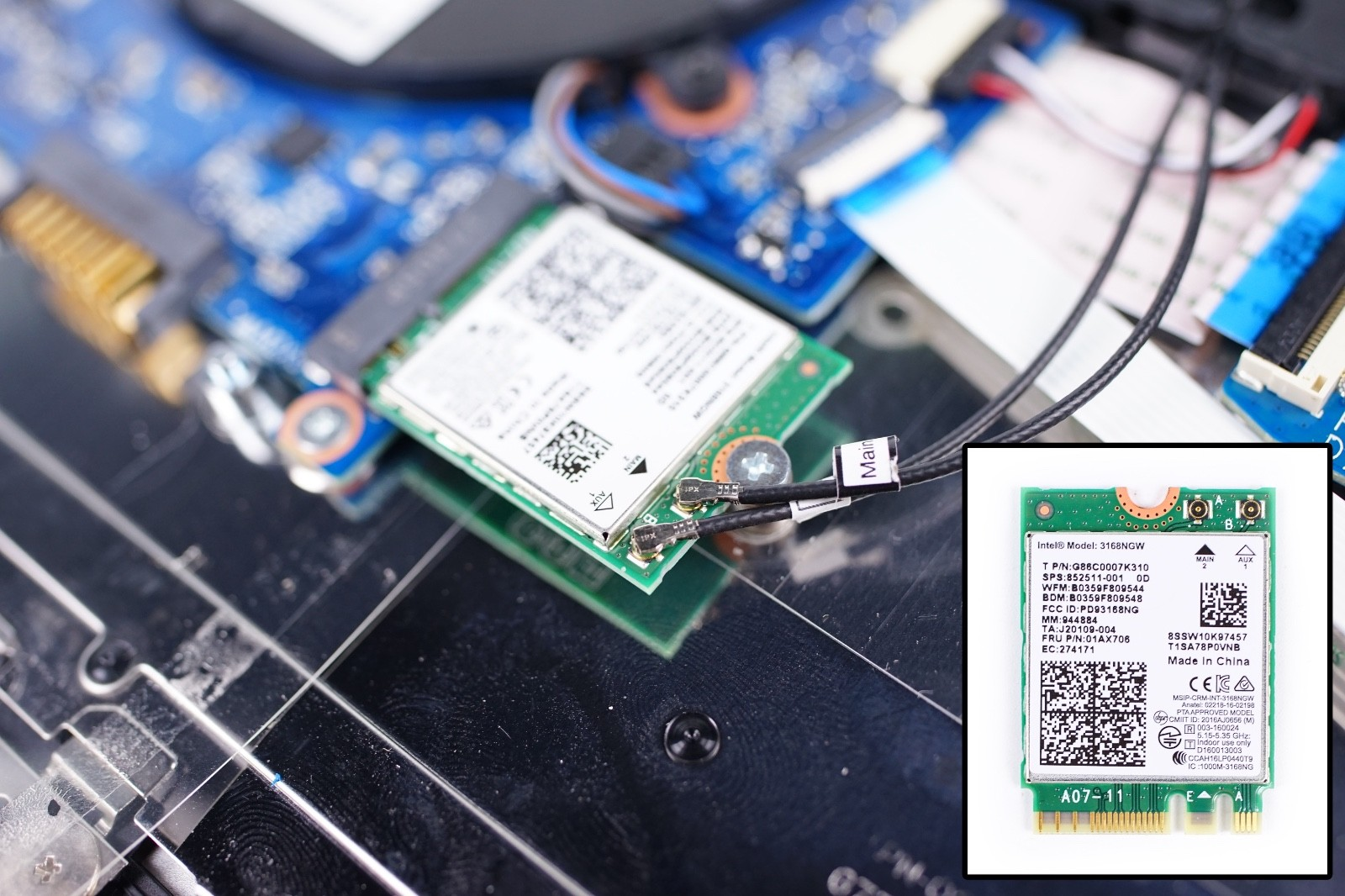 hp pavilion 15 ck000 disassembly and ram ssd and hdd upgrade
