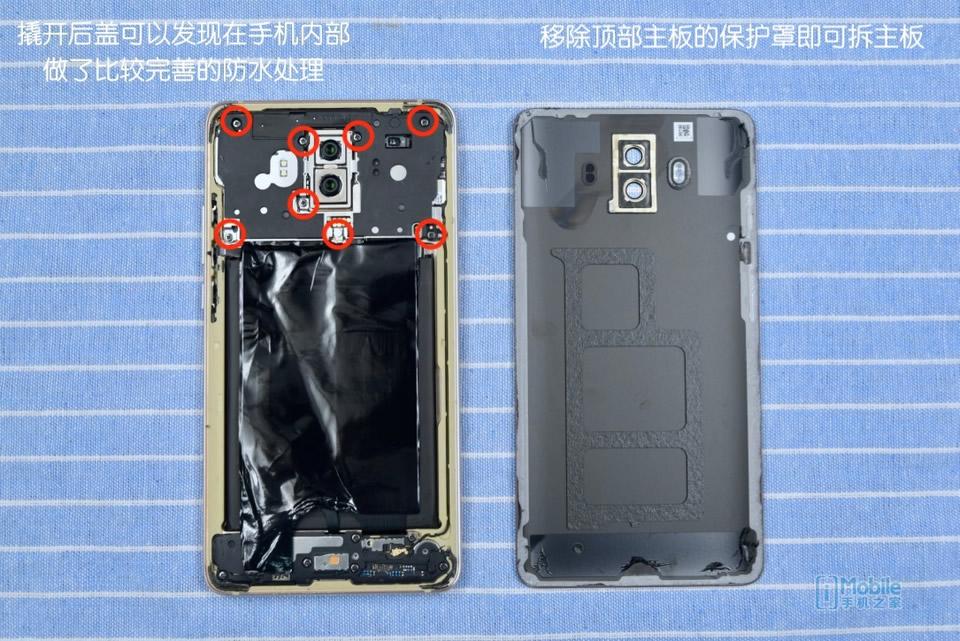 Huawei Mate 10 Teardown - MyFixGuide com