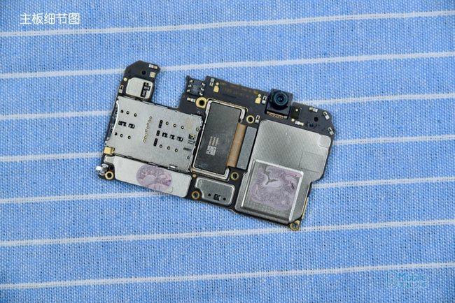 Huawei Mate 10 motherboard