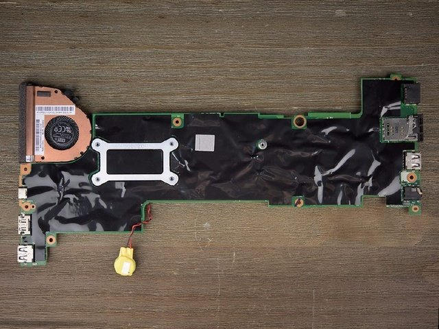 Lenovo ThinkPad X270 motherboard