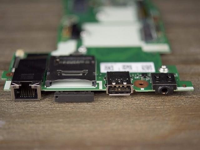 Lenovo ThinkPad X270 ports