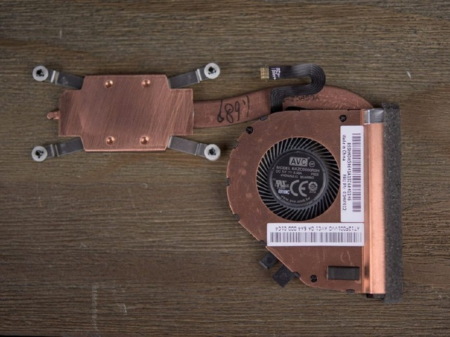 Lenovo ThinkPad X270 cooling fan
