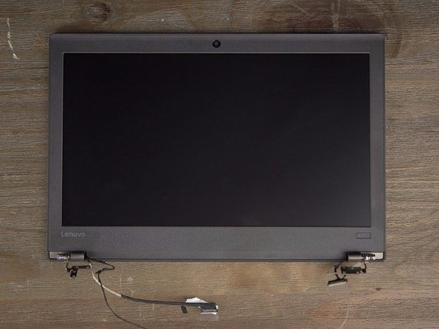 Lenovo ThinkPad X270 display assembly