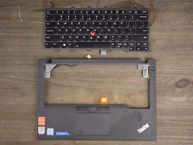 Lenovo ThinkPad X270 keyboard