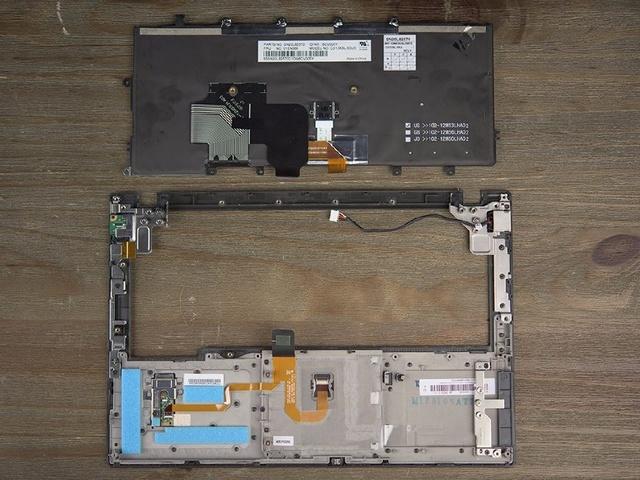 Lenovo ThinkPad X270 keyboard