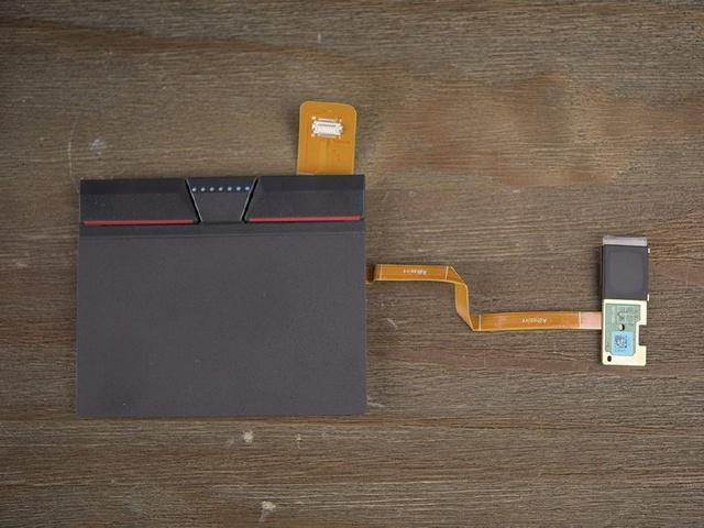 Lenovo ThinkPad X270 touch pad