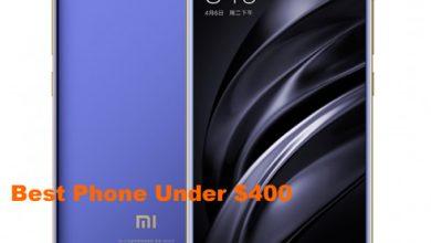 Best Phone under $400