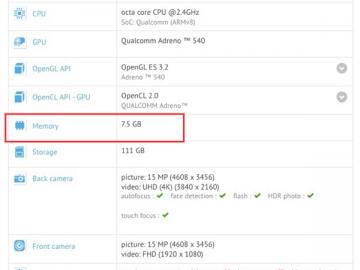 OnePlus 5T on GFXBench