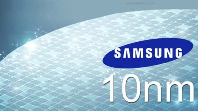 Samsung 10nm process