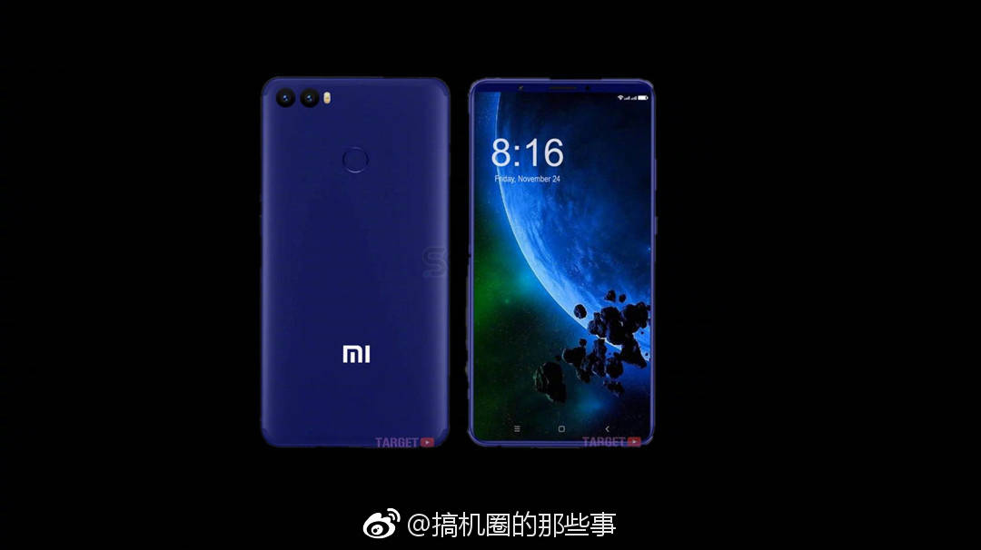 Image result for xiaomi mi 7 leaks