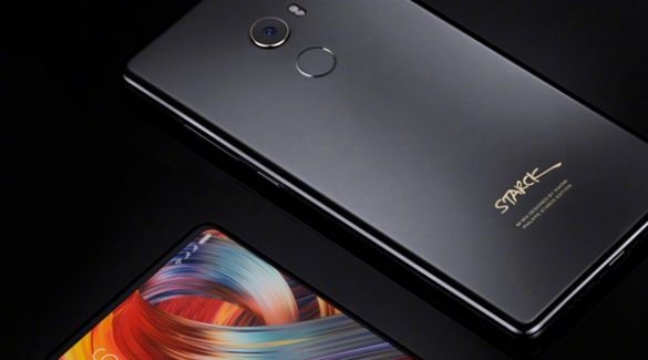 Xiaomi Mi MIX 2 Stack edition