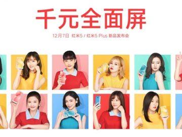 Xiaomi Redmi 5/ Redmi 5 Plus