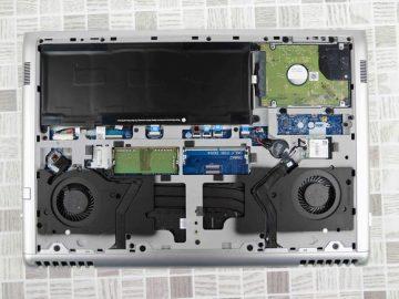 Dell Vostro 15 7570 internal picture