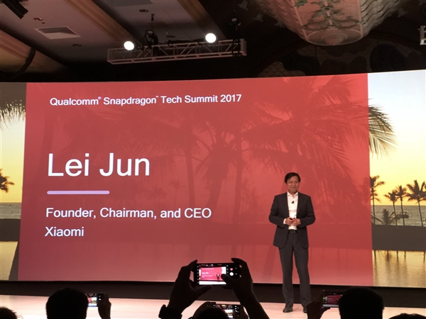 Qualcomm Tech summit1