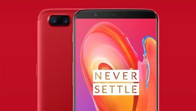 red OnePlus 5T price