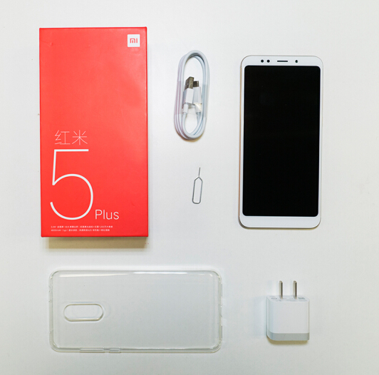 Xiaomi Redmi 5 Plus box