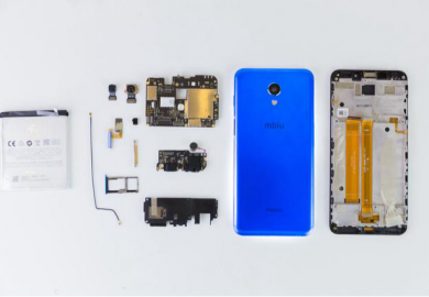 Photo of Meizu M6S Teardown