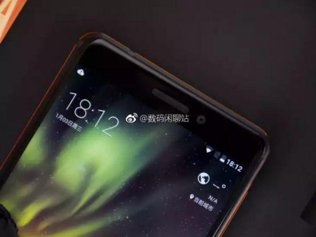 Nokia 6 (2018)top