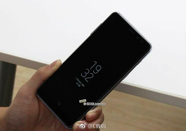 Samsung GalaxyA8+