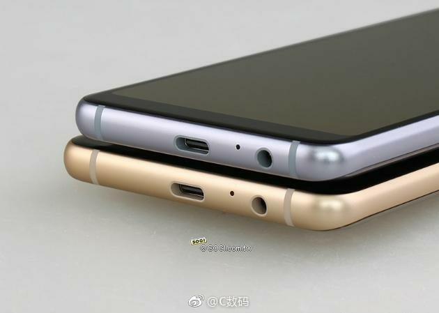 Samsung Galaxy A8/A8+bottom