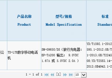Samsung Galaxy S9+ CCC