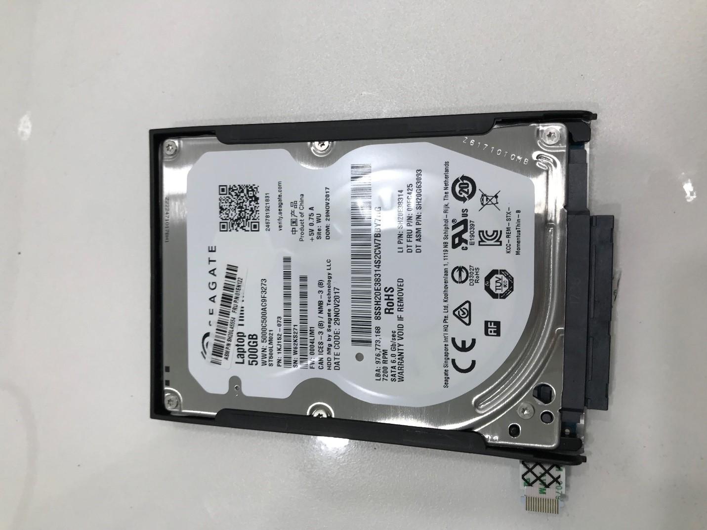Seagate 500G 7200rpm HDD