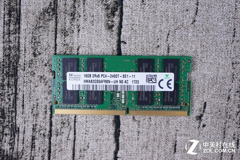 16GB memory bank