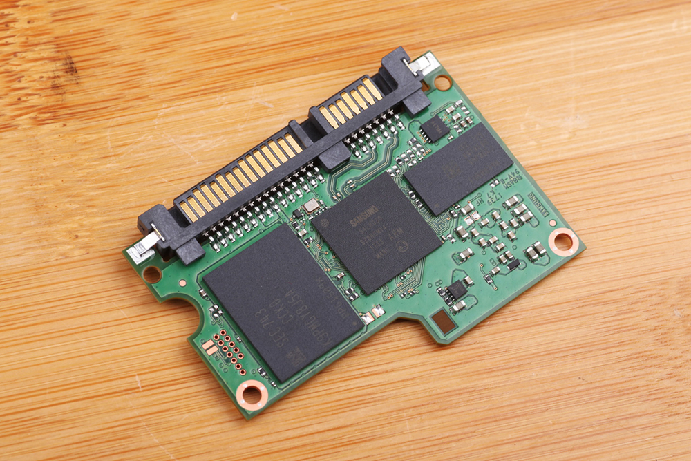 front PCB