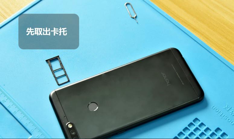 Huawei Honor 7C Teardown - MyFixGuide com