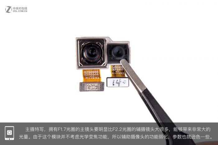 dual-rear camera setup