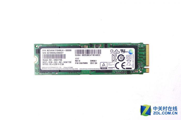 Samsung SM961 SSD