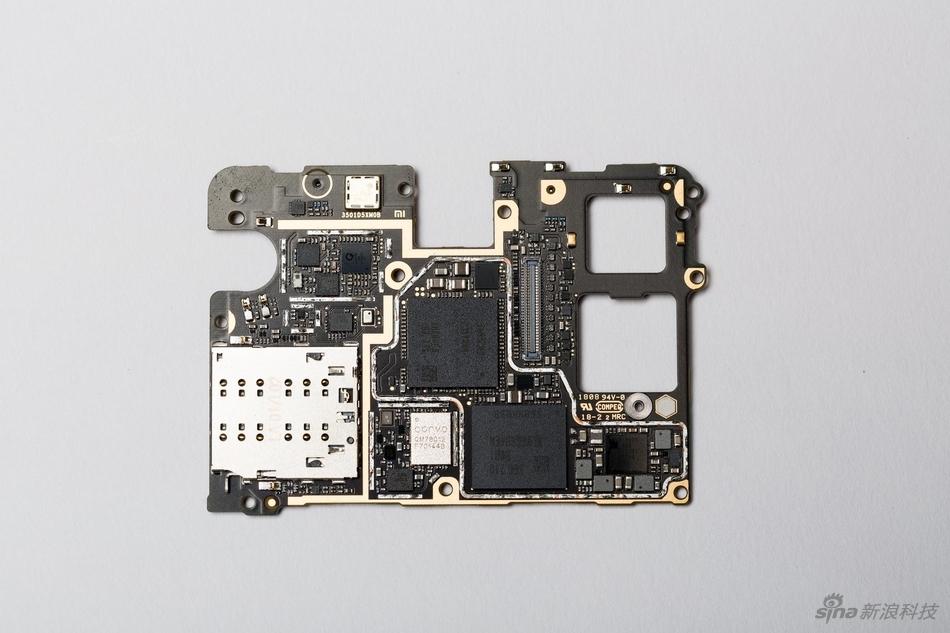 Xiaomi Mi MIX 2S Teardown - Page 2 of 2 - MyFixGuide.com