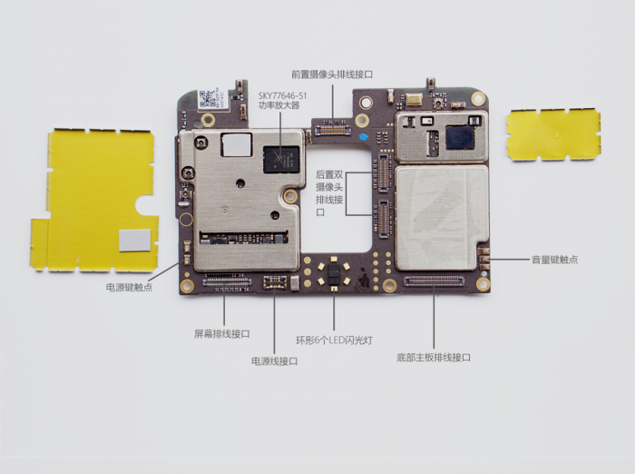 front motherboard
