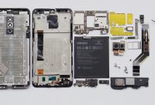 Meizu 15 Plus components